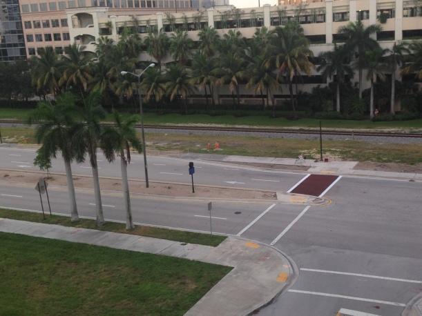 Crosswalks on Quadrille