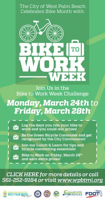 bike to work week image
