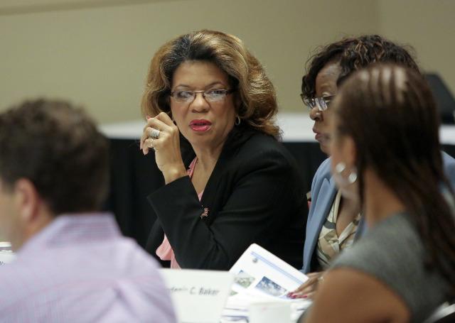 County Commissioner Priscilla Taylor is among those pushing to leave the planning council.