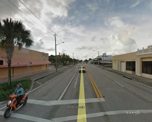 South Dixie Highway - Existing