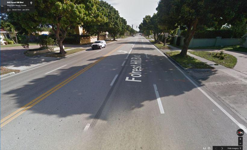 Forest Hill Boulevard - West Palm Beach