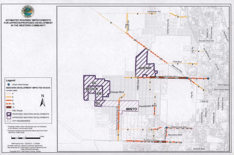traffic map 2
